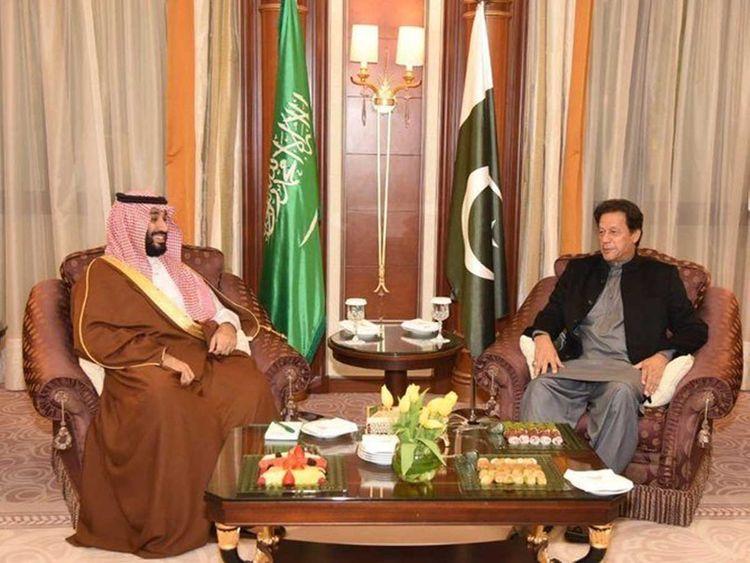 Imran meets Salman