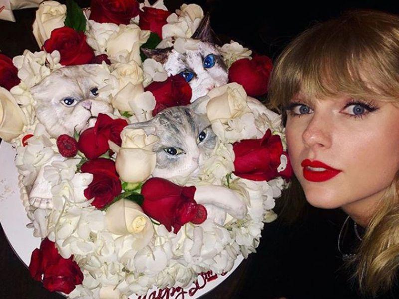 Taylor swift birthday
