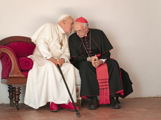The Two Popes MAIN PIC-1576416367433