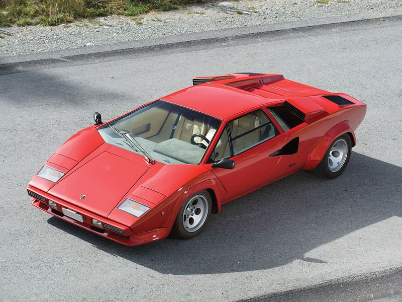 Auto Lamborghini Countach