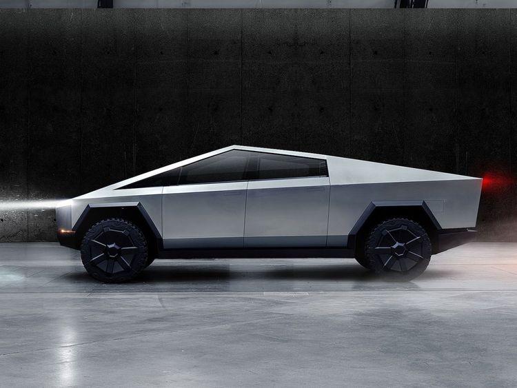 Auto Tesla Cybertruck
