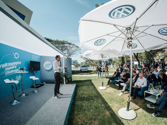 Auto VW mobility challenge