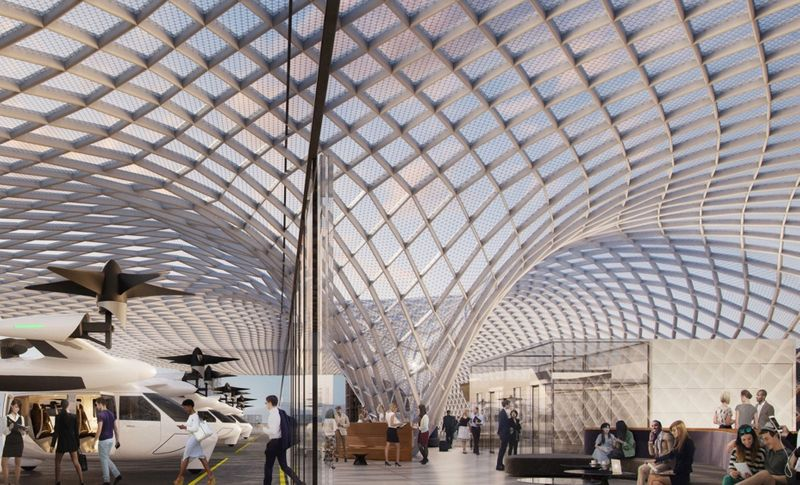 Future airports