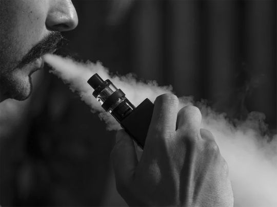 More teens who vape use nicotine and other addictive substances