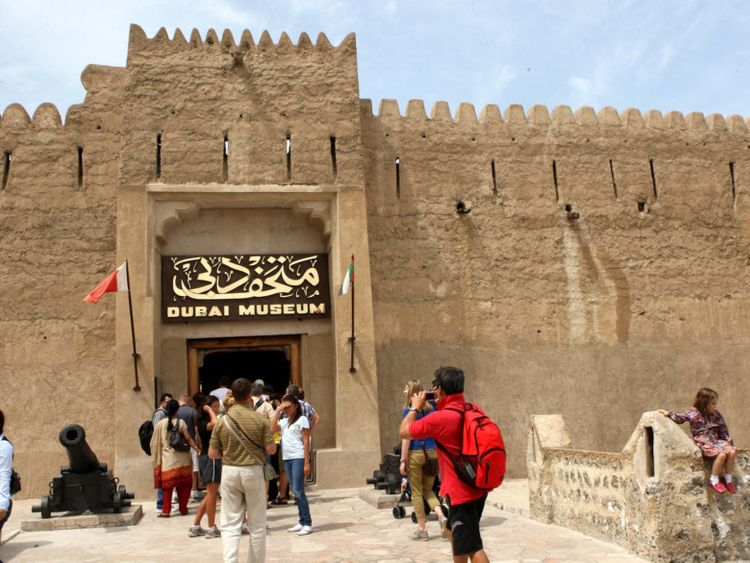 NAT Fahidi Fort Dubai Museum1-1576506642481