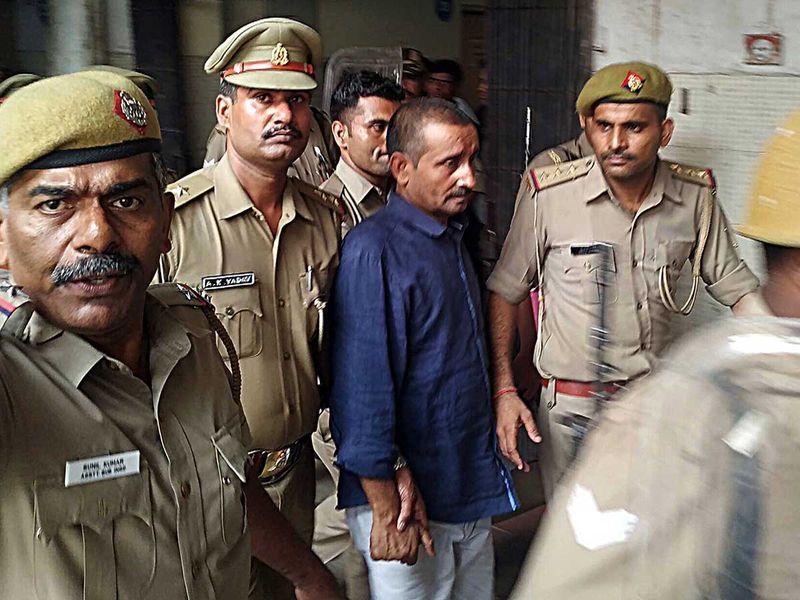 Unnao rape accused Kuldeep Singh Sengar