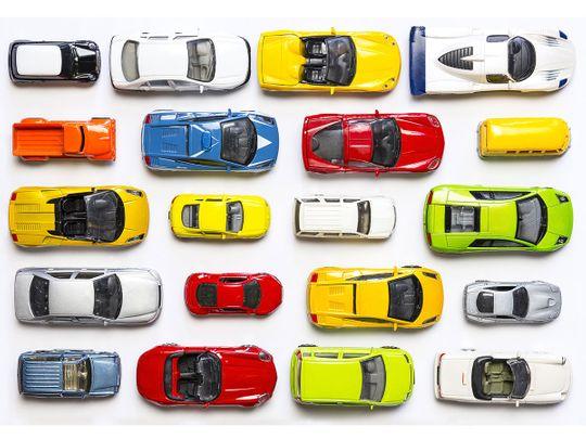 Auto car colour new