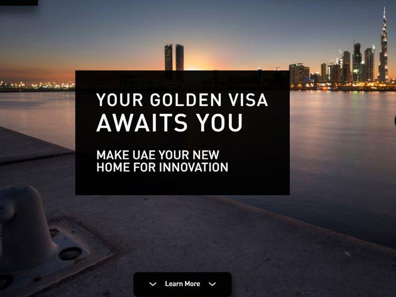 Golden visa process 1