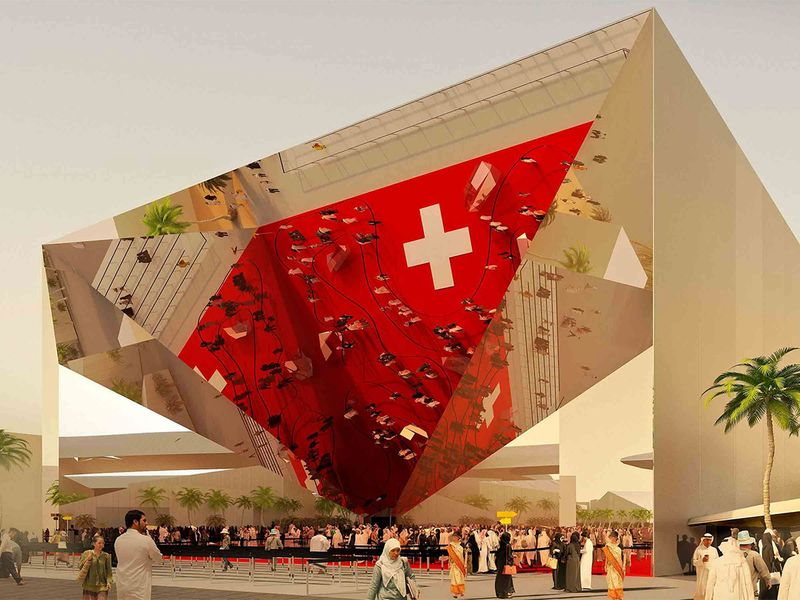 Switzerland Pavilion