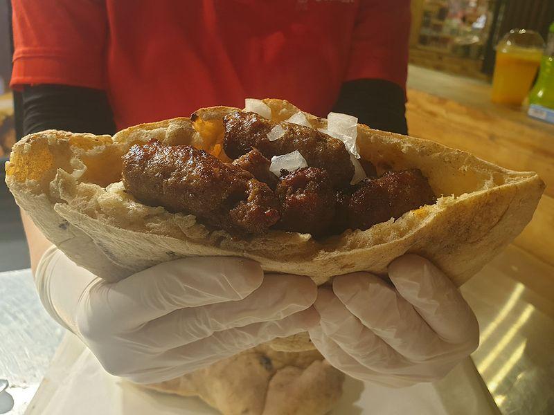 Bosnian Kebabs