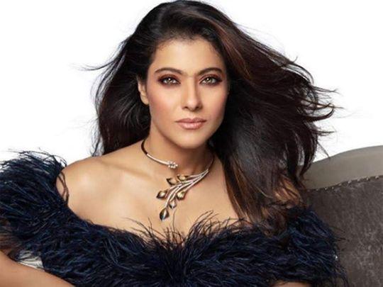 Bollywood actress Kajol heads to Dubai for Filmfare awards night