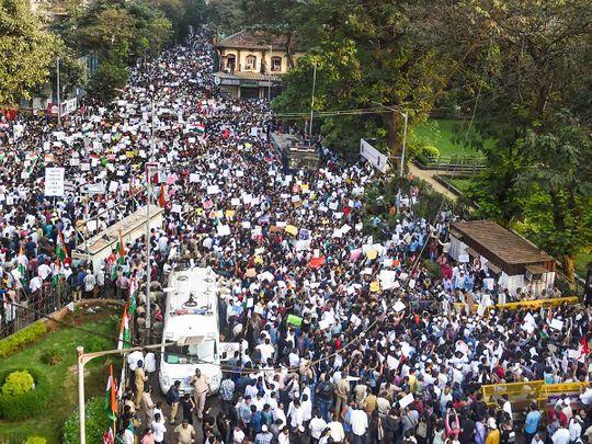 CAA protest India 201912