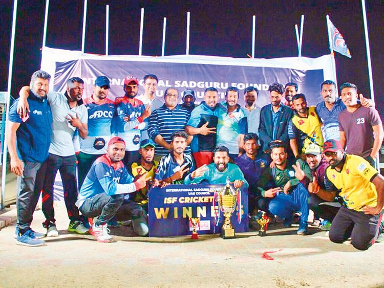 Happy Holidays triumph in ISF Cup