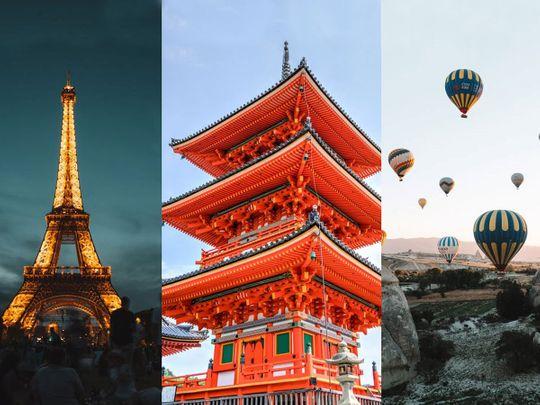 NYE travel destinations