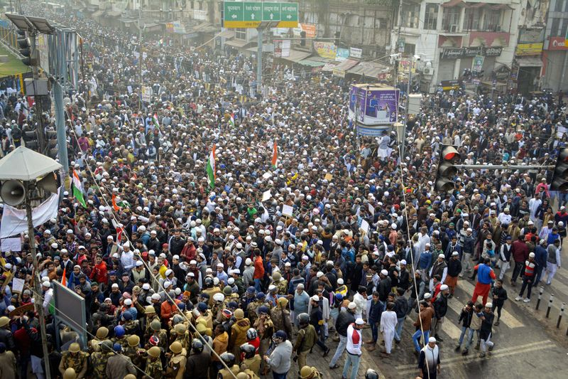 India CAA protests