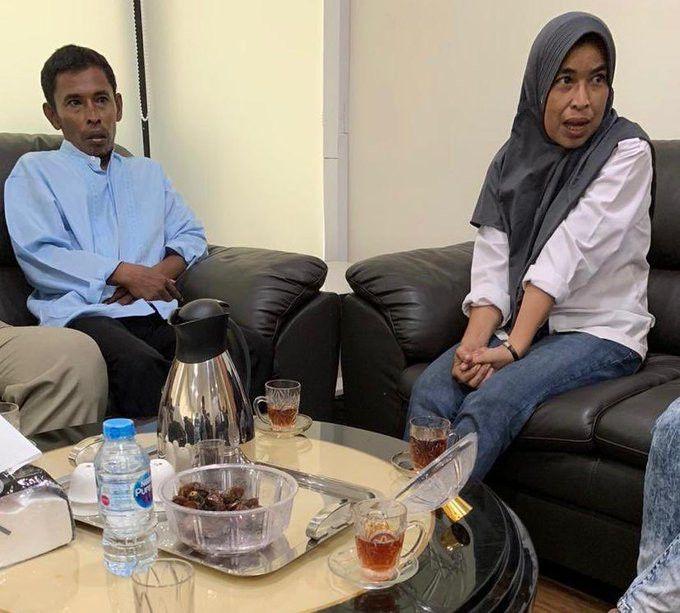 REG 191221 Saudi girl, Indonesian mom reunited after 20 years mom-1576938491022