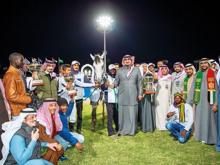 Shaikh Khalid Bin Sultan Bin Abdulaziz Al Saud