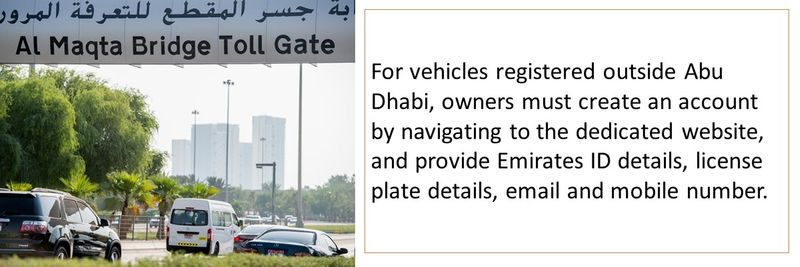 Abu Dhabi toll 11