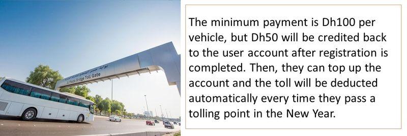 Abu Dhabi toll 13