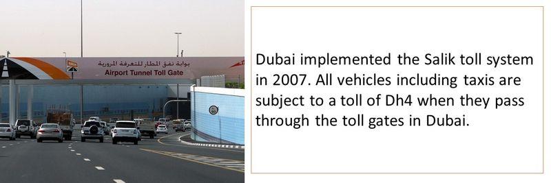 Abu Dhabi toll 16