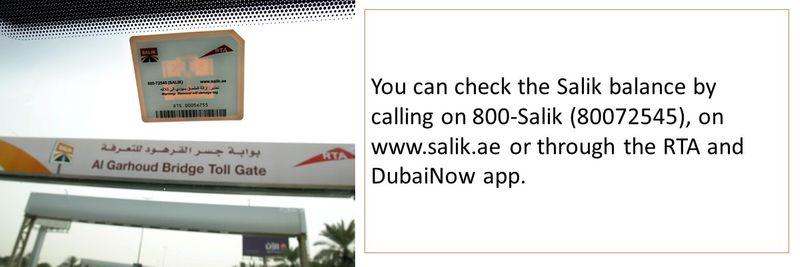 Abu Dhabi toll 18