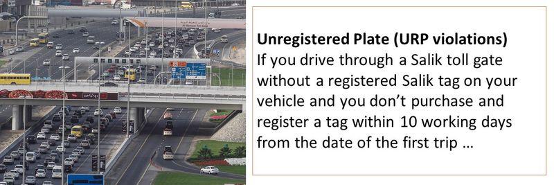 Abu Dhabi toll 22