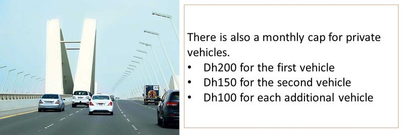 Abu Dhabi toll 6