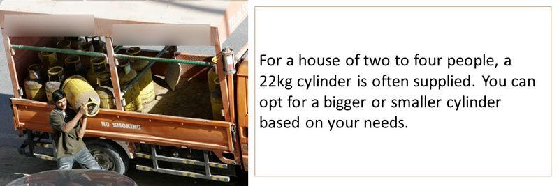 LPG cylinder 7