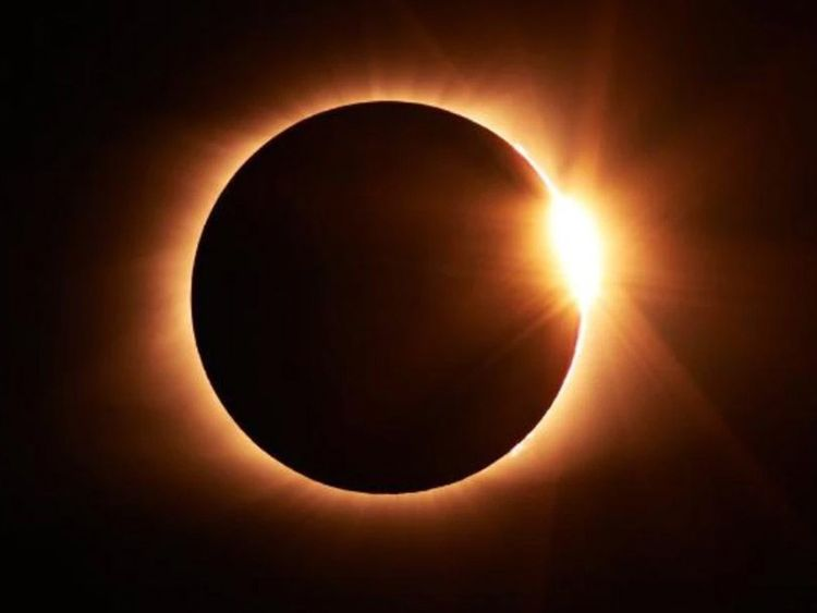 Ring Of Fire How To View The Uae S Annular Solar Eclipse Safely Science Gulf News