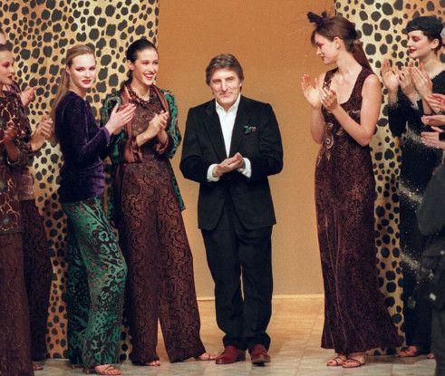 Fashion Designer Emanuel Ungaro Dies Aged 86 Fashion Gulf News