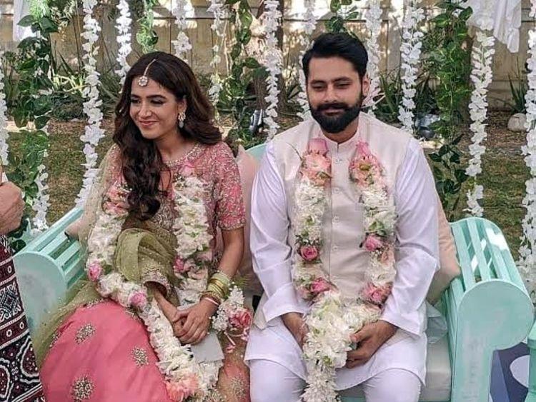 Actress Mansha Pasha got engaged with Jibran Nasir-1577081651051