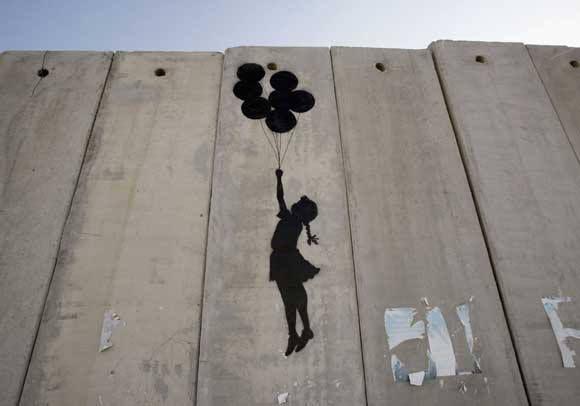 Banksy_Palestine_Wall