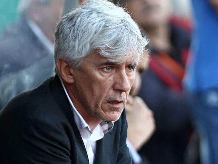 Ivan Jovanovic, the new UAE coach.