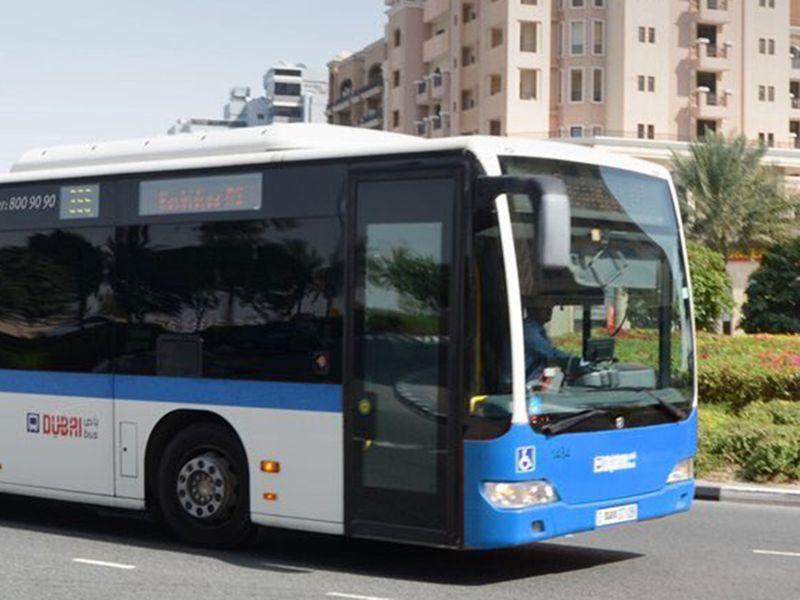 Jafza bus