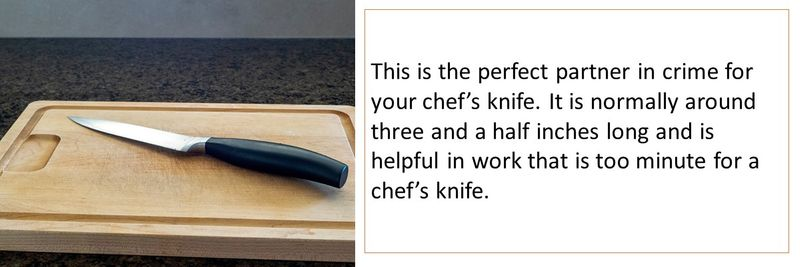 Know your knives 8