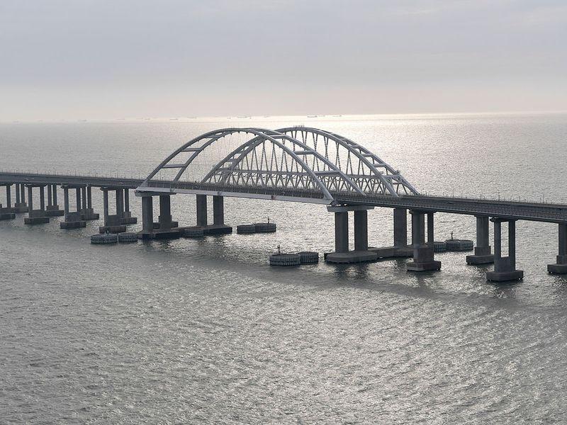 Russia bridge