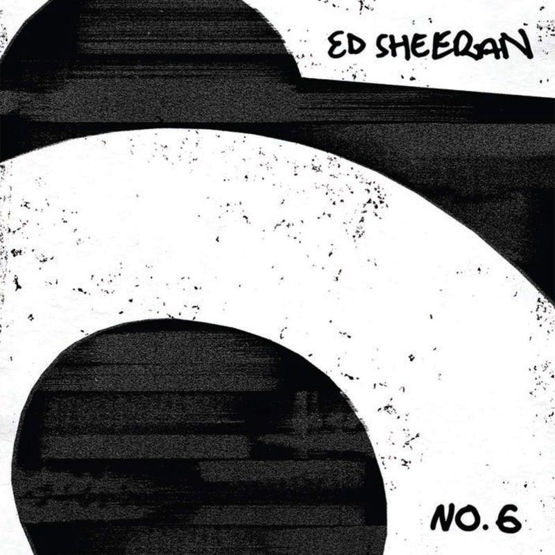 TAB  Ed Sheeran – No. 6 Collaborations Project-1577097153191