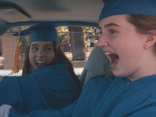 TAB Kaitlyn Dever in Booksmart-1577101951846