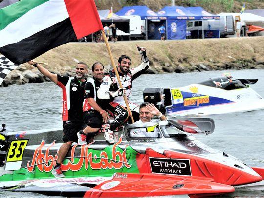 Team Abu Dhabi