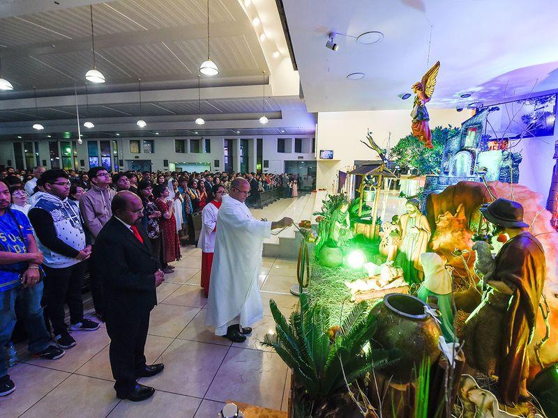 Christmas Mass 2019