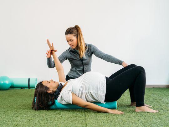 Dubai Health Authority Fitness Pregnancy