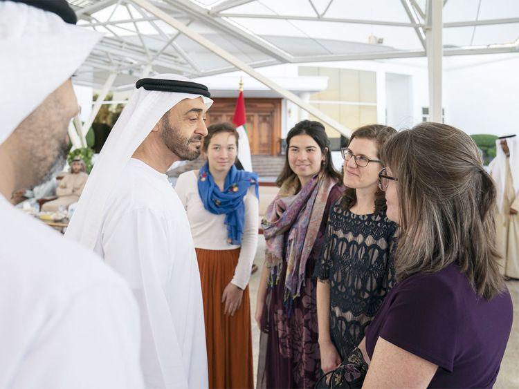 Adel Al Jubeir Abdullah Bin Zayed Al Nahyan Adel Al Jubeir And Abdullah Bin Zayed Al Nahyan Photos Future Event Zimbio