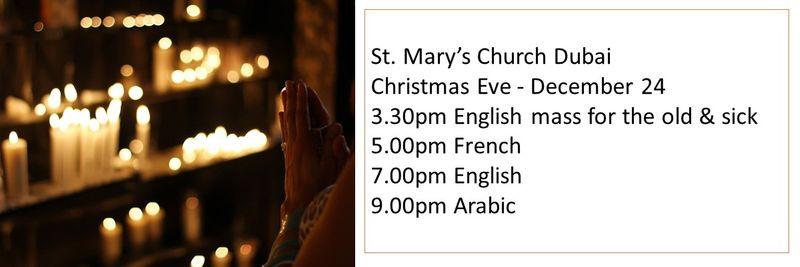 St. Mary's Church Dubai