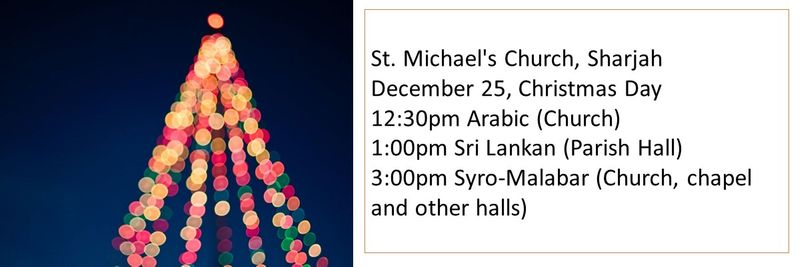 St. Michael's Church, Sharjah