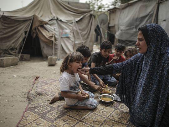 opn Suffering of Palestinians-1577183008870