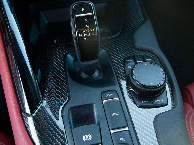 Auto Toyota GR Supra