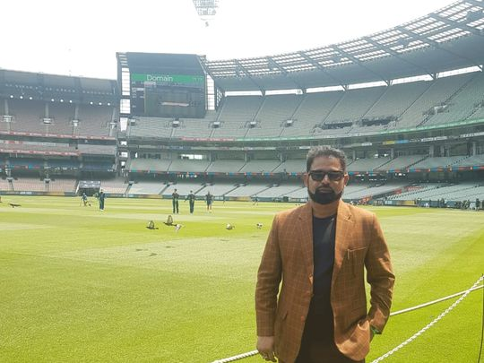 Cricket-Chetan Sharma