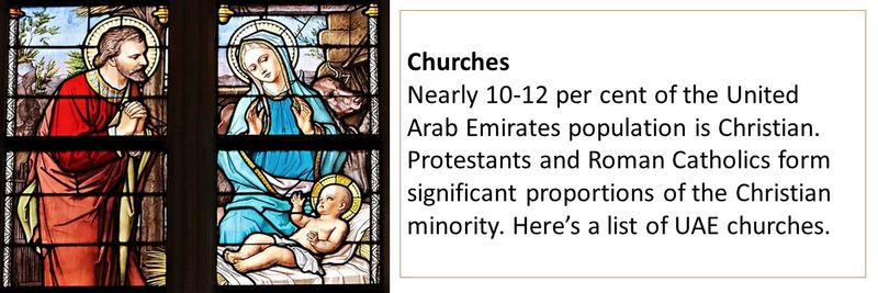 Places of worship in the UAE 26