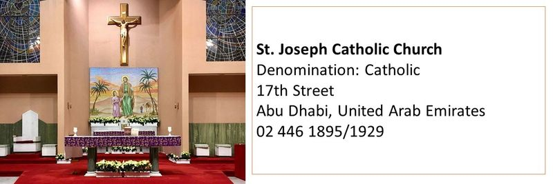 Places of worship in the UAE 31