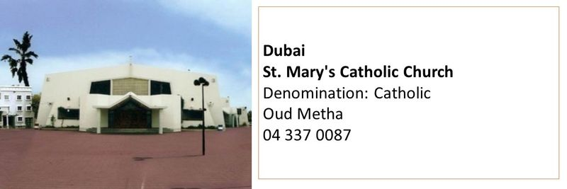 Places of worship in the UAE 37